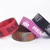 Bracelet silicone personnalisé extra-large (25mm) image