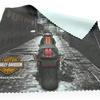 Lingette microfibre nettoyante 25x25cm personnalisable image