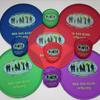 Frisbee pliable et pochette personnalisés avec votre logo image