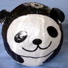 Ballon ''Panda'' Washi Ø36cm image