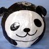 Ballon ''Panda'' Washi Ø36cm image