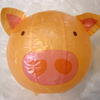 Washi ''Cochon'' Ø46cm image