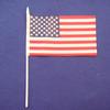 Mini drapeau avec impression personnalisée 10x15cm image
