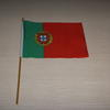 Mini drapeau avec impression personnalisée 15x23cm  image