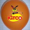 """Ballon gonflable 10"""" (25cm) personnalisable image"""