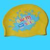 Bonnet de bain silicone personnalisé image