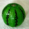 """Ballon Washi """"Pastèque"""" Ø42cm image"""