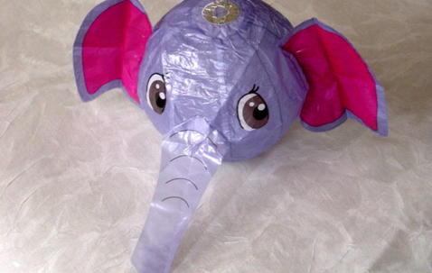 Ballon ''Elephant'' Washi Ø36cm image