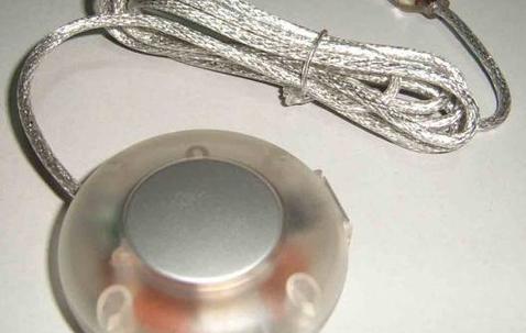 Bouton USB avec hub USB 2 ports personnalisable image