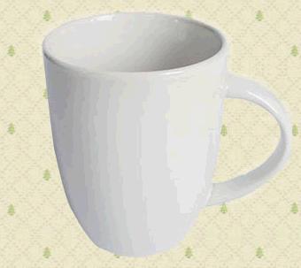 Tasse en céramique personnalisable 8.8x5.5x10.2cm image