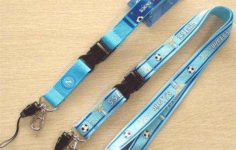 Porte-clé cordon détachable 2cm de largeur personnalisable image