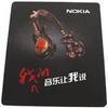 Tapis de souris avec impression personnalisée 18x21x0.2cm image