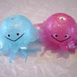 Ballon Washi ''méduse''  Ø48cm image