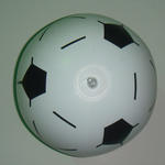 Ballon de plage 30cm / 12 inch avec logo image