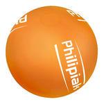 Ballon de plage 38cm / 15 inch avec logo image