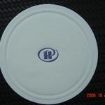 Dessous de verre avec dégaufrage/impression personnalisée 85mm image