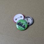 Badge bouton métal personnalisé 30mm image
