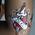 Tatouage temporaire taille A5 (210x148mm) avec impression personnalisée  image