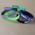 Bracelet en Silicone personnalisé largeur standard (12mm wide) image